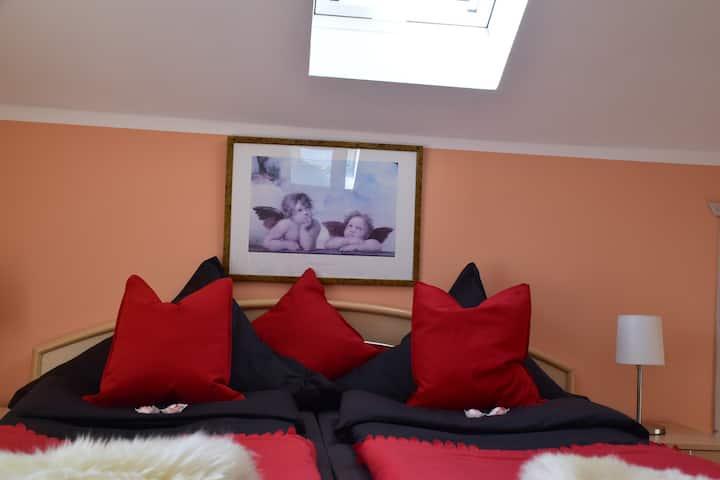 Quiet/central apartments ZUGSPITZE or ALPSPITZE
