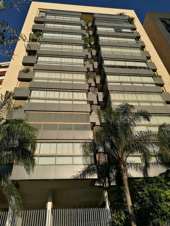Spacious Apartment in Achrafieh Sioufi Towers
