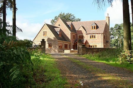 Gatekeeper Lodge - Stafford - Hus