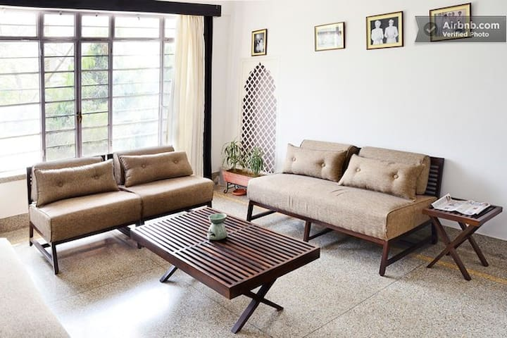 "Bed And Breakfast ""Bhola Bhawan"" - Jaipur - Apartamento"