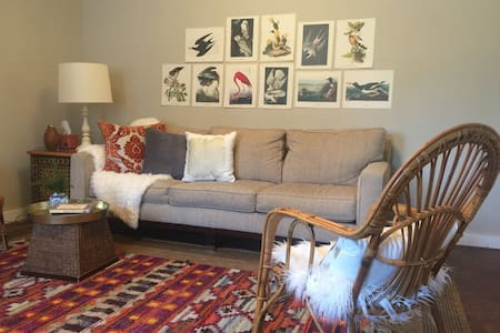 Private 1 bedroom suite : Franklin - Franklin - Appartement