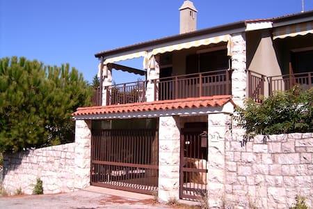 Villetta sopra la baia di Sistiana - Duino Aurisina
