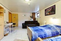 2 x 1 Gästezimmer nahe der Elbe