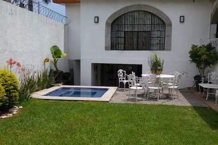 La Casa de la Yaya- Habitación 1 - Cuernavaca - House