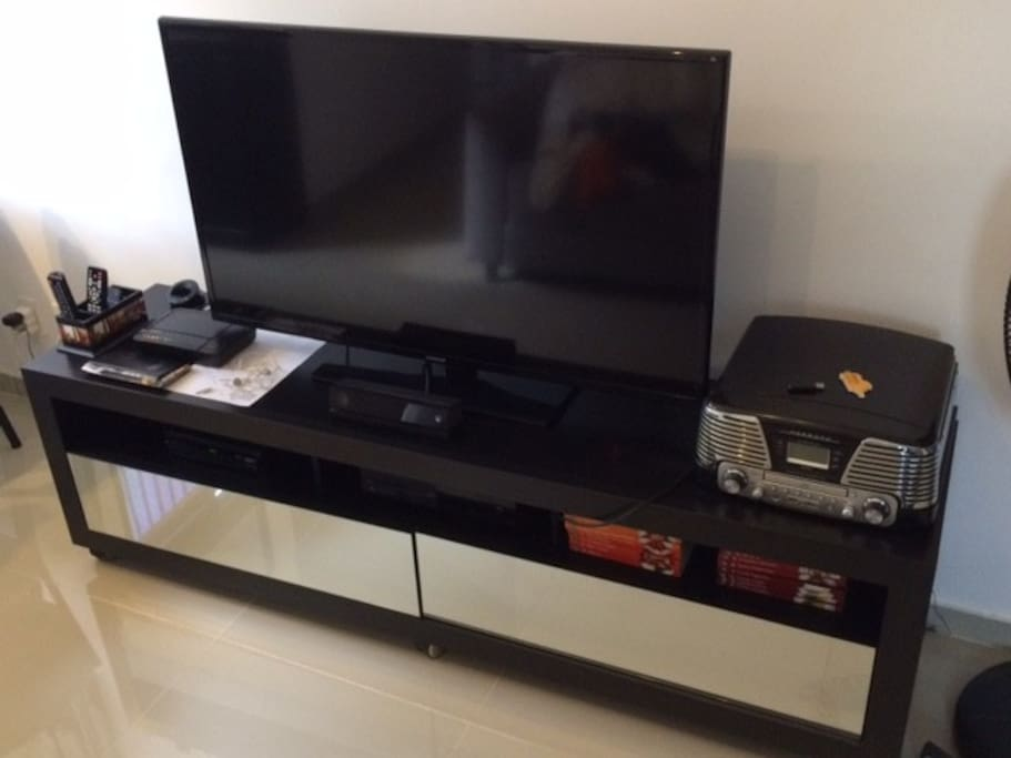 TV e SOM