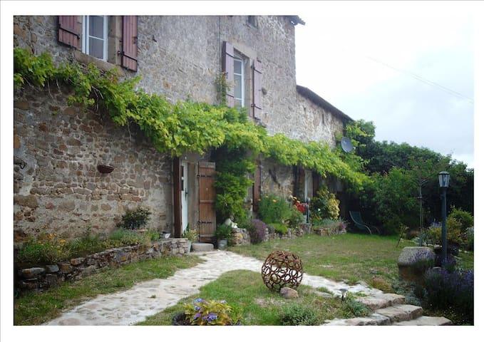 adepte du tourisme vert, bienvenue - Saint-Sornin-Leulac - Wikt i opierunek