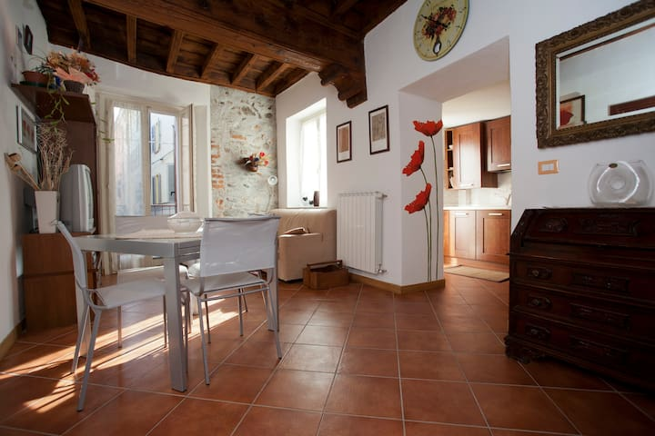 appartam. cute old town - Caraglio - Appartement