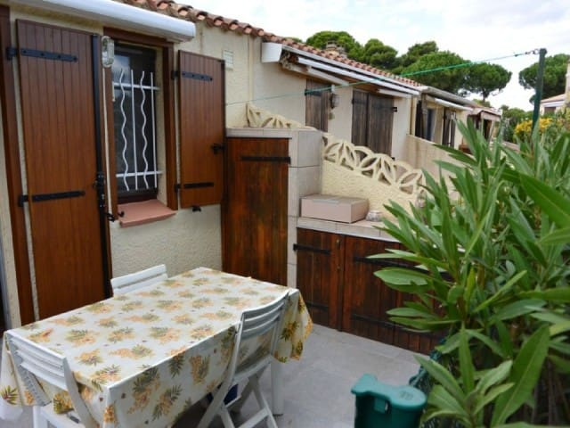 2 rooms 4 people res les cigalines