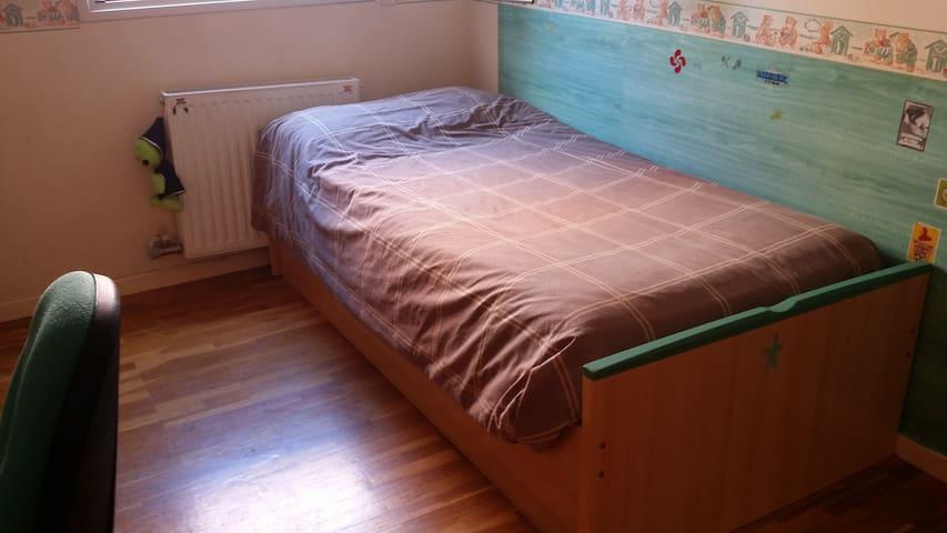 Habitación acogedora y cómoda  - Pamplona - Bed & Breakfast