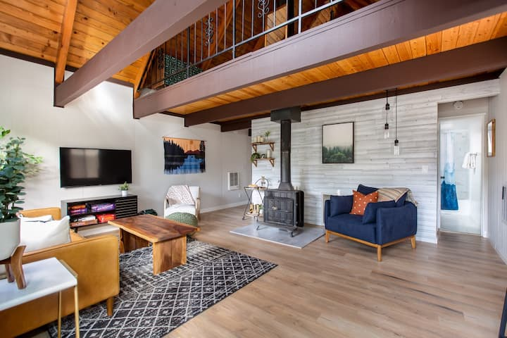 The Eisley Cabin | Mountain Getaway