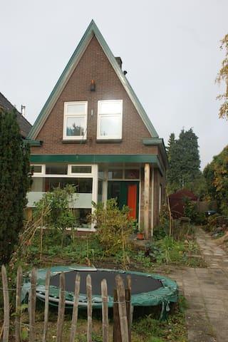 Huis, '30, eetbare tuin, Veluwezoom - Rheden
