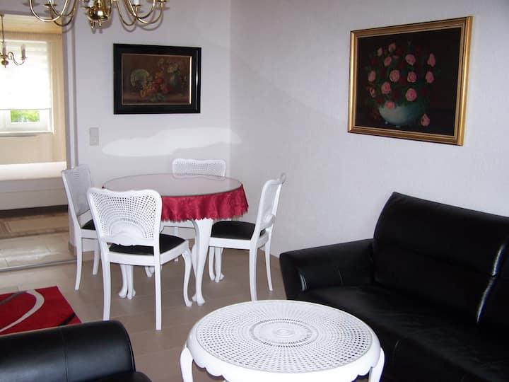 Ruhige 2-Raum-Wohnung in Bad Berka