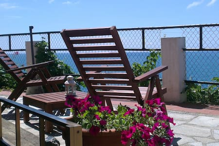 Acla Apartments a picco sul mare - Manarola - Appartement