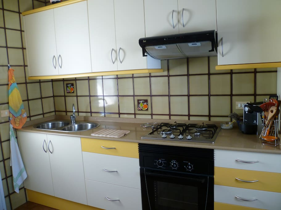 Cocica completa / Kitchen