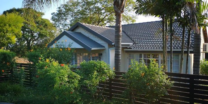 Cosy farm cottage