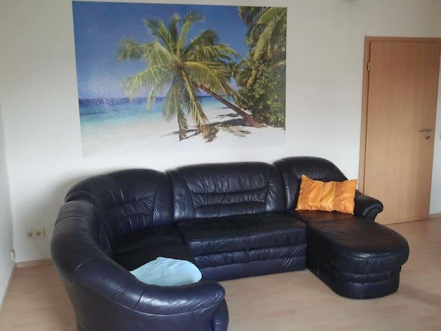 Monteur- / Bauarbeiterunterkunft - Wolmirsleben - Apartment