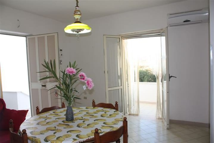 SALENTO - Apartment for 4 people - Lido Marini - Flat