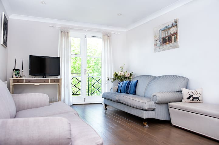 A Quiet Oasis in Central London - Londres - Apartamento