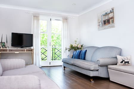 A Quiet Oasis in Central London - London - Wohnung