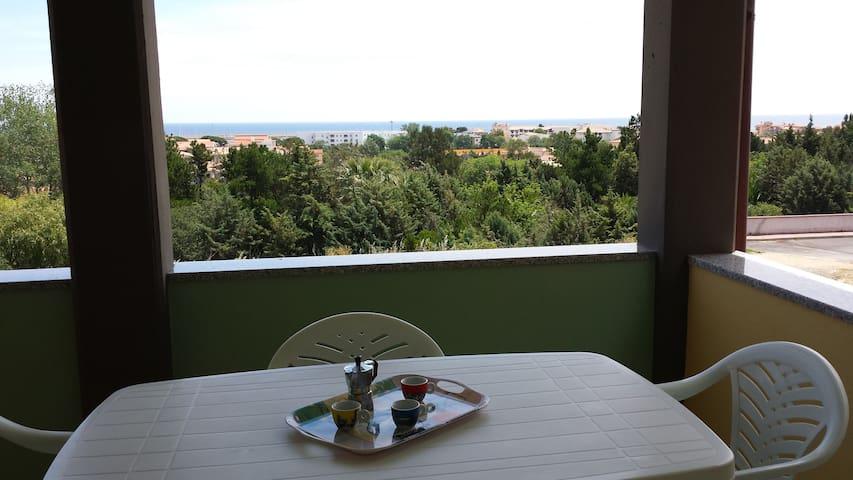 Montelong Mare Panoramic apartment