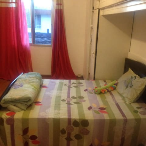 Beautiful and cheap appartment in the centre+ Wifi - Vacoas-Phoenix - Apartament