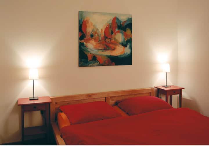 Schickes Apartment Goldener Reiter