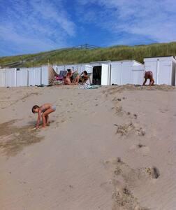 6 persoons bungalow aan strand - Westkapelle - Kisház