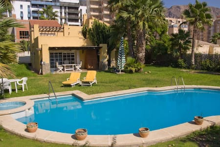Bathed in MEDITERRANEAN - Aguadulce, Almería.