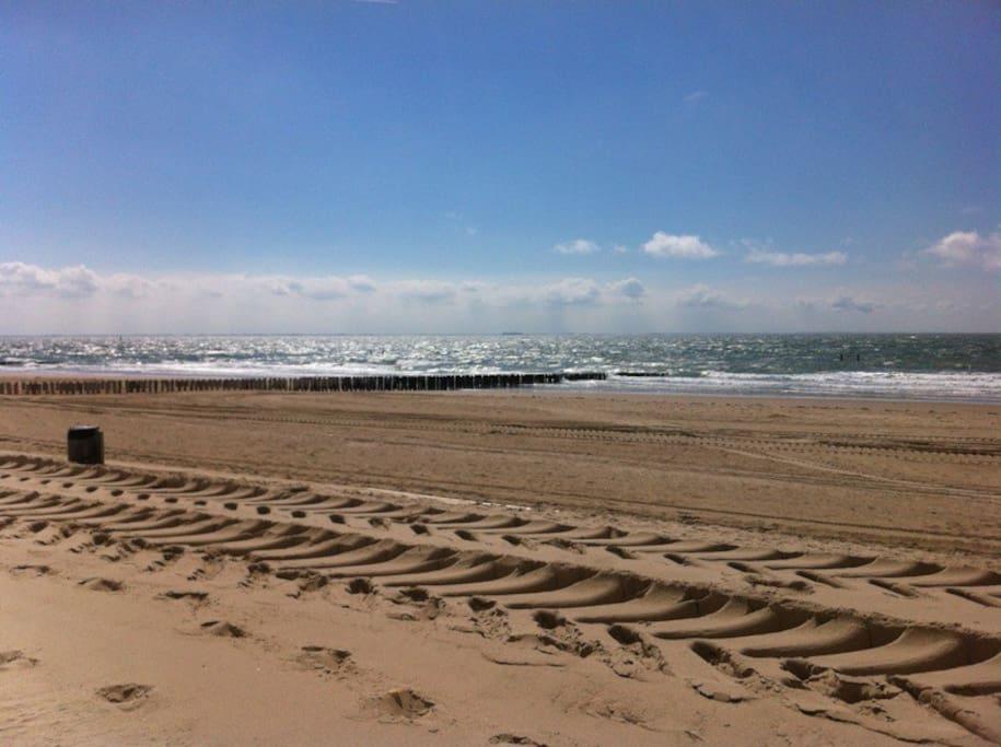 Heerlijk rustige stranden