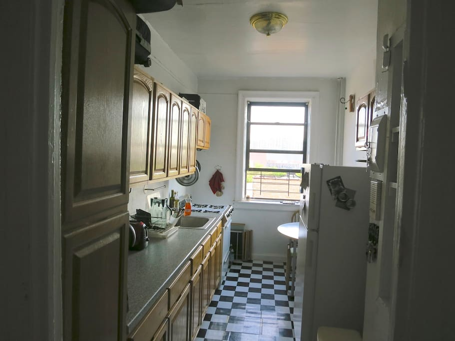 Here's the Kitchen.