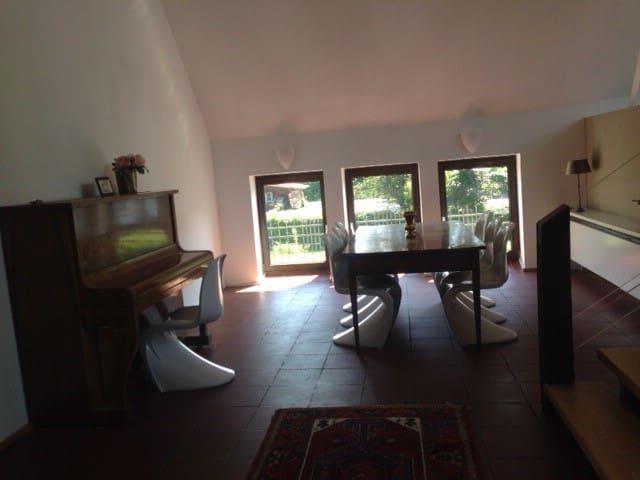 Ferienidyll auf dem Land, Radtouren - Ahlen - Apartamento