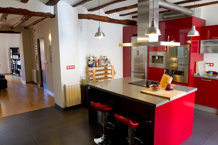 Loft in the Old Town - Alcoy - Loft