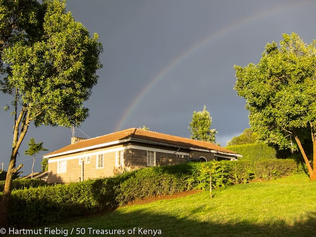 Hazina House - cosy, clean & green  - Nairobi
