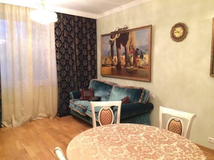 Квартира в центре Москвы за  10 000