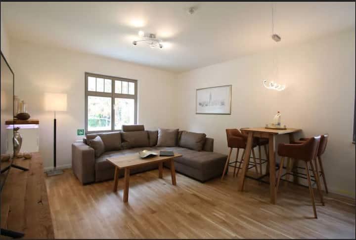 Stilvolles Ferienappartement mit Niveau
