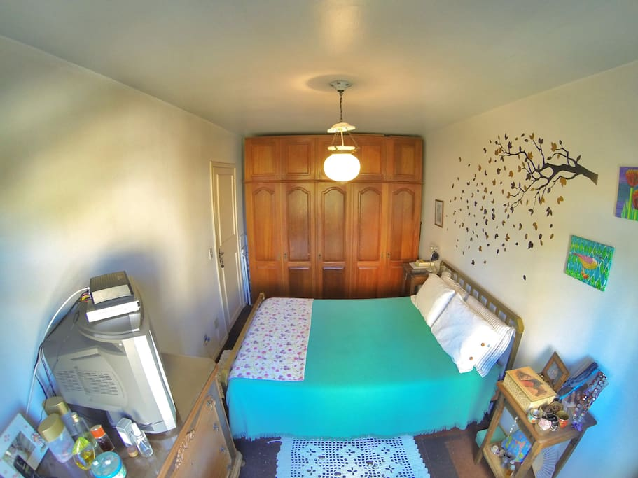 Double Room (quarto casal)