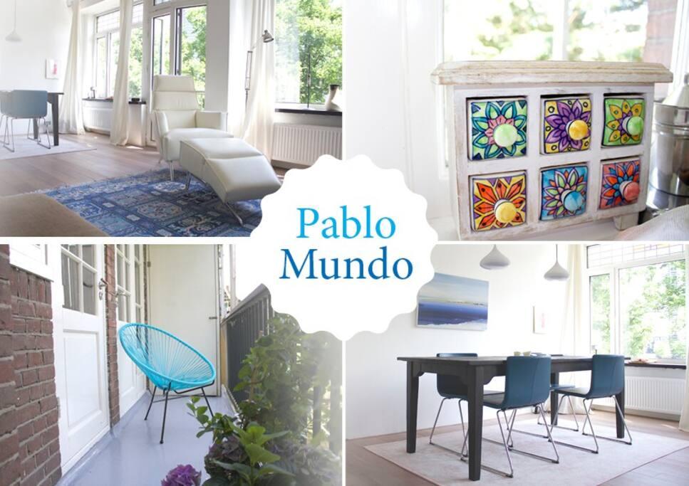 Welcome to Pablo Mundo!