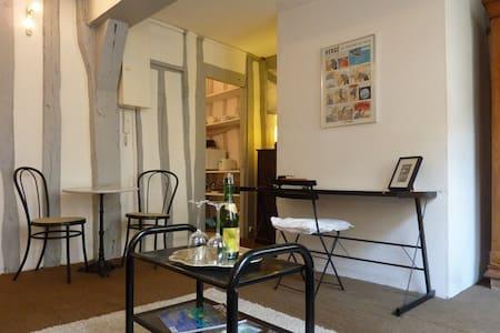 Charming studio in town center  - Rouen - Apartment