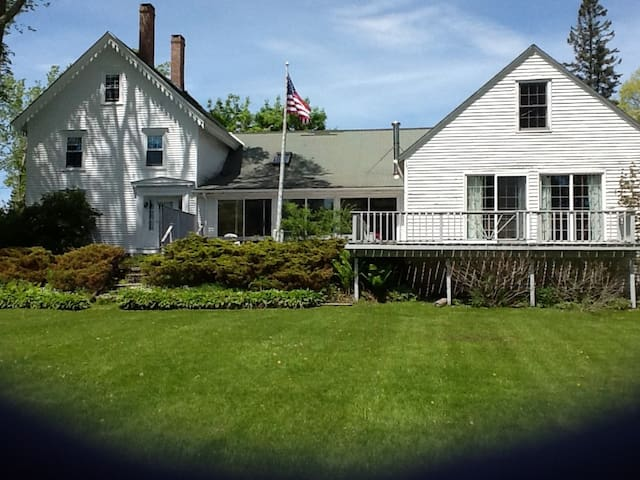 Historic Home in heart of Castine - Castine - Haus