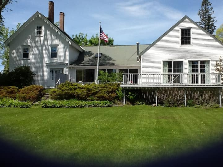 Historic Home in heart of Castine