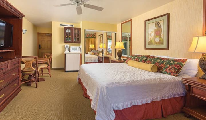 Studio Suite on Kauai's Royal Coconut Coast