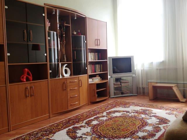 Квартира в центре Даугавпилса - Daugavpils - Leilighet