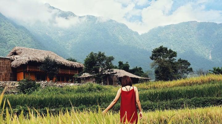 Indigo Batik House - Hu room