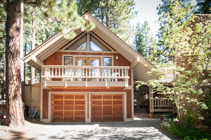 Private Studio Close to Tahoe City - Tahoe City - Lejlighed