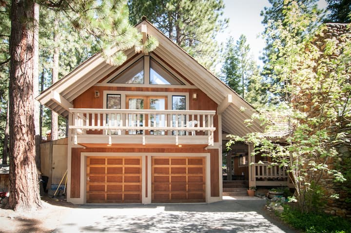 Private Studio Close to Tahoe City