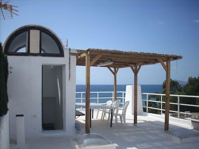 Apartamento sobre el mar - Agua Amarga - Apartment