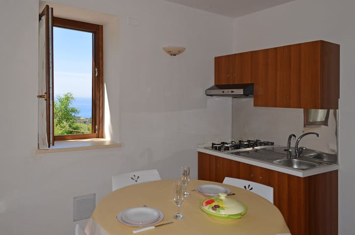 Ulivo, nice apartment 3 km from the city center - Чефалу - Квартира