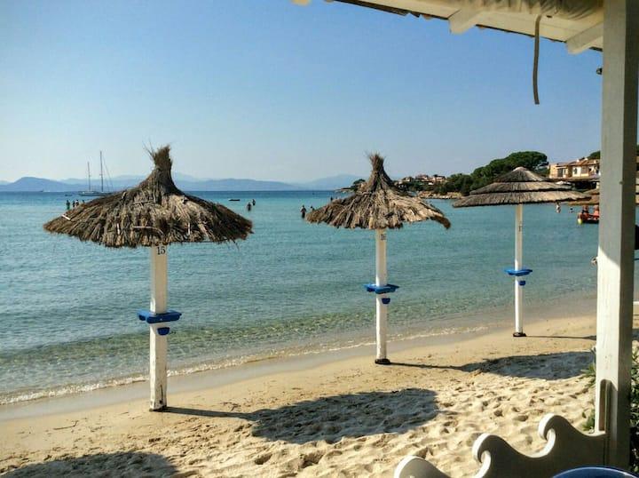 Sardinia, 100m from the beach