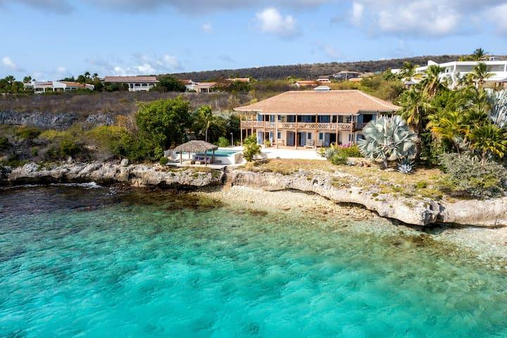 Villa Shores 32; Private Stunning Oceanfront Villa