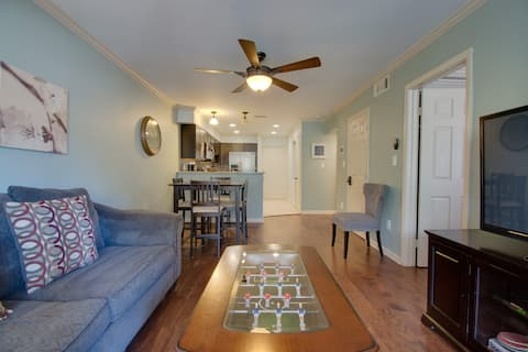 (1) Renovated/walk to beach from Fiddler's Cove!